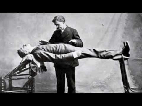 Гипноз и внушение (рассказывает Владимир Леви)