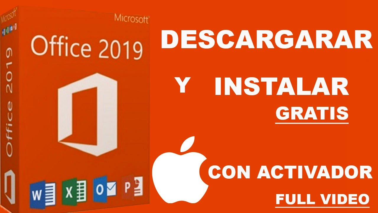 descargar office 2020 para mac utorrent free