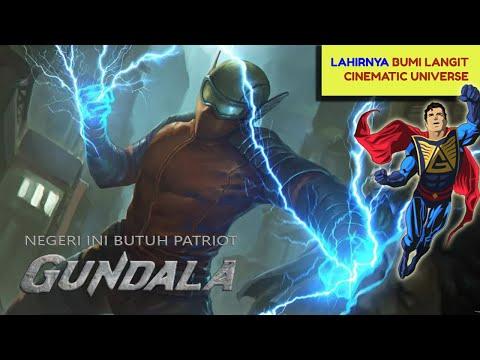 MCU DAN DCEU BAKALAN PUNYA SAINGAN | GUNDALA, SUPERHERO INDONESIA YANG DIPUJI BANYAK ORANG