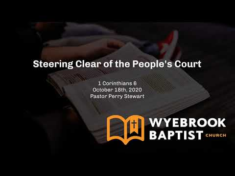 Steering Clear of the People's Court