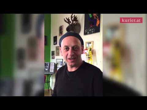 Teaser Alf Poier KURIER Freizeit-Interview mit Barbara Reiter