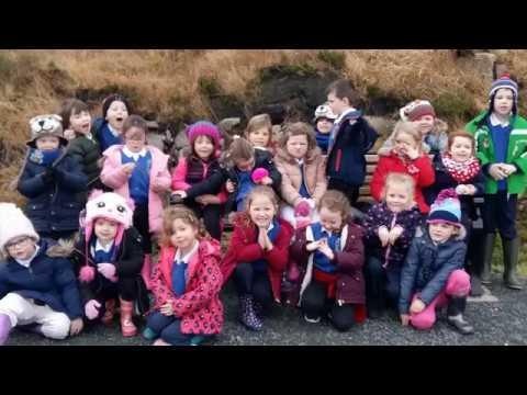 Glenveagh Castle Xmas Trip 2017