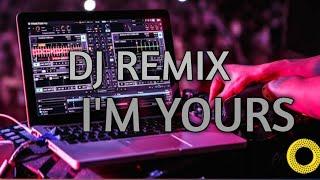 DJ I'M YOURS REMIX SANTAIII || FULL BASS 2020 TERBARU (REMIX BY RIZKY AP)