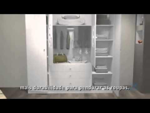 b3b31caf6c Guarda Roupa Sorriso - Santos Andirá - YouTube
