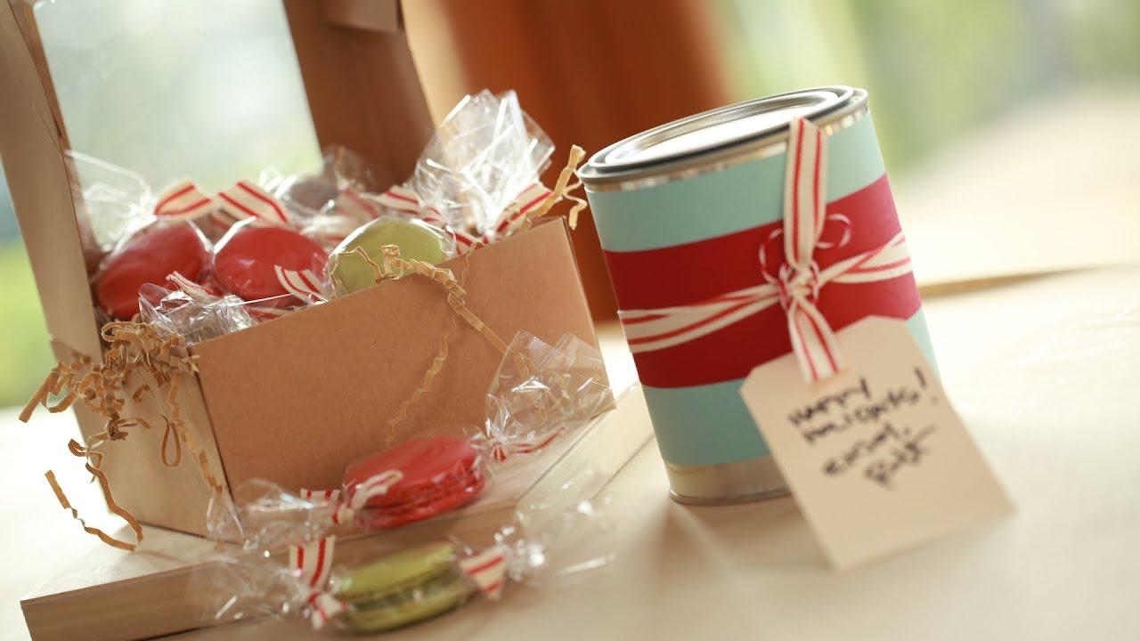 Cara Mengemas dan Mengirim Kue Kering Hari Raya