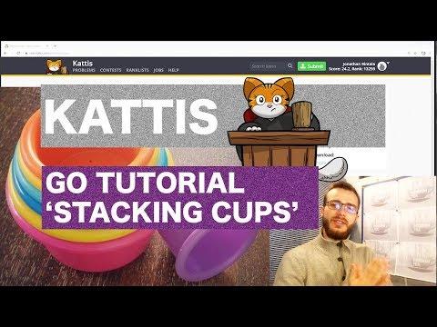 Kattis Stacking Cups Golang Tutorial 2019 thumbnail