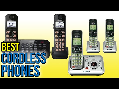 9 Best Cordless Phones 2016
