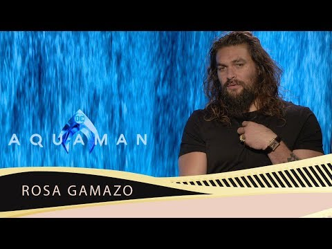 Jason Momoa for Aquaman: Hawaii was ilegally taken from us