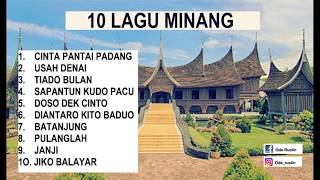 10 LAGU MINANG ZAMAN DULUH