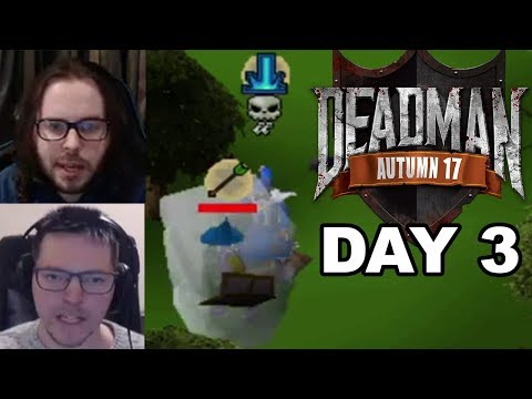 Deadman Mode $20,000 Tournament Pking (DAY 3) - Ft. Manked, Purespam, TATA & Monni