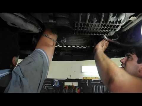 Замена радиатора на форд фиеста 2007г