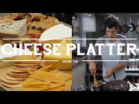 The Ultimate Cheese Platter