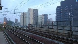 2018.5.16 貨物列車 2070レ