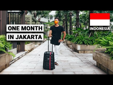 I Moved to Jakarta Indonesia in 2021 (My first impressions)