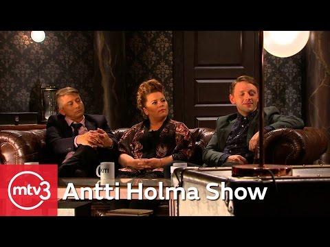 Elias Kaskinen - Elämä lupaa mulle | Antti Holma Show | MTV3