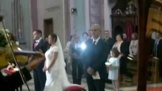 Gragnano  Corpus Domini matrimonio Dario Sautto giornalista del Mattino
