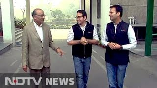 Walk The Talk with Snapdeal founders Kunal Bahl and Rohit Bansal
