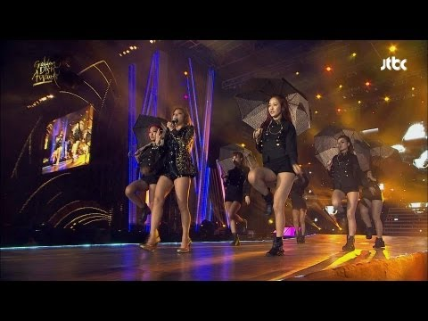 [GDA/Golden Disk Awards] Ailee(에일리) - Intro + Umbrella