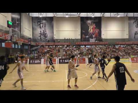 NJ Roadrunners Basketball Club 2016 Aug China Trip Kaifeng Game2 vs China Zhejiang 01