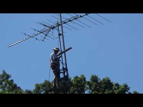 KENS TV ANTENNA INSTALLATION