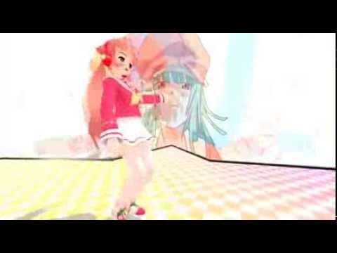 bakemonogatari op 4 full : Renai circulation dance