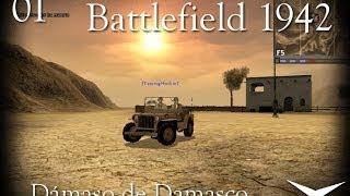 Battlefield 1942: 01- Comienza la campaña (Battleaxe / Gazala) // Gameplay Español