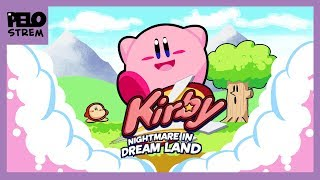 Pelo Strem - Kirby: Nightmare in Dream Land - 1