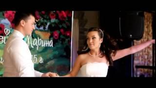 Волшебный свадебный танец Сергея и Марины Обрезка 02