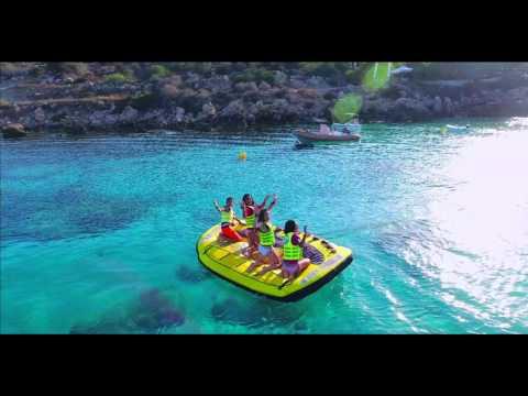 Mikes Water Sports Cyprus Ayia Napa  at Konnos Beach