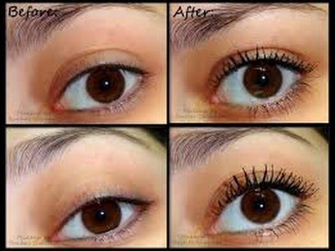 2 Beauty Tips To Longer Eyelashes ( Palken ko lamba karney)Simple ...