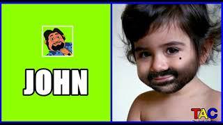 Motu Patlu In Real Life Character Best Video Real Life Cartoon