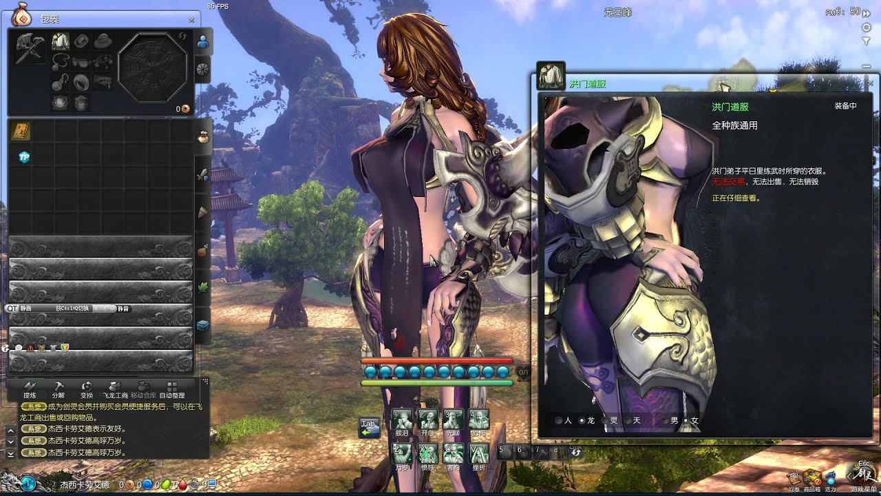 Blade and soul mods