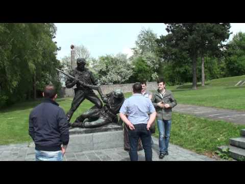 2012 Euro Travel #25 - Austria #13 - Mauthausen Concentration Camp #04