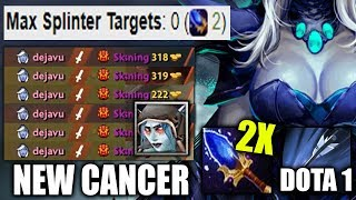 NEWIEST UPDATE MOST CANCER Ever Aghanim + Old Dota 1 Skill EPIC Pro Drow Ranger 7.20 META WTF Dota 2