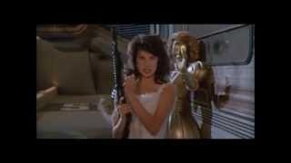 Spaceballs ~ Princess Vespa Shoots Like Rambo