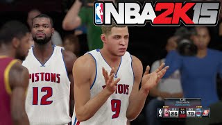 "NBA 2K15 PC MY CAREER! #2 ""FIRST NBA GAME!"" w/TBNRkenWorth"
