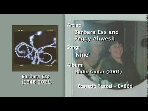 Barbara Ess & Peggy Ahwesh – 'Nine'
