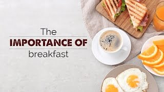 "We all have heard of the saying, ""breakfast is most important meal day"", but how many us actually follow that dictum and sit down to eat a hear..."