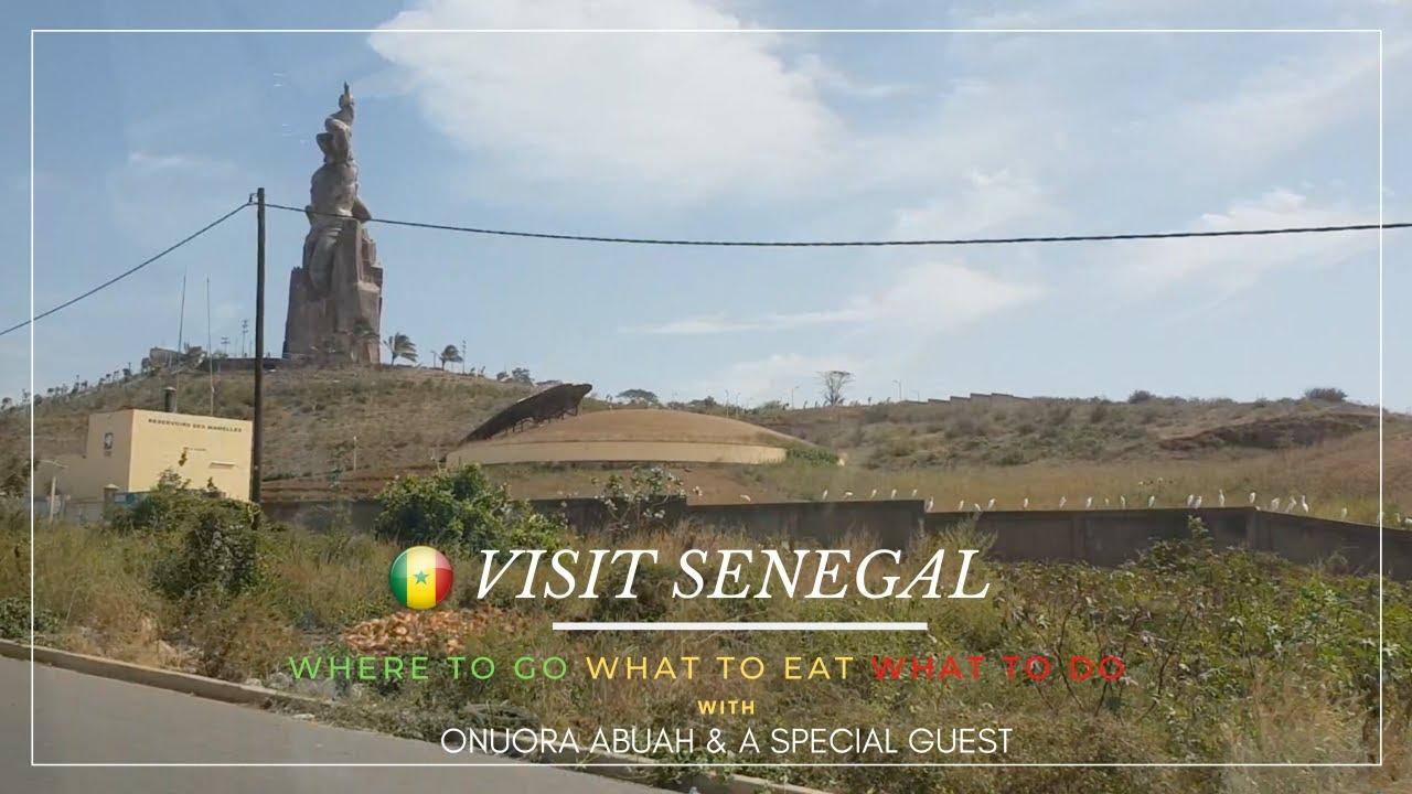 Visiting Senegal