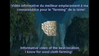 World of Warcraft Wool Cloth Farming Wetlands