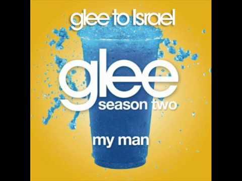 Glee - My Man (Lyrics)