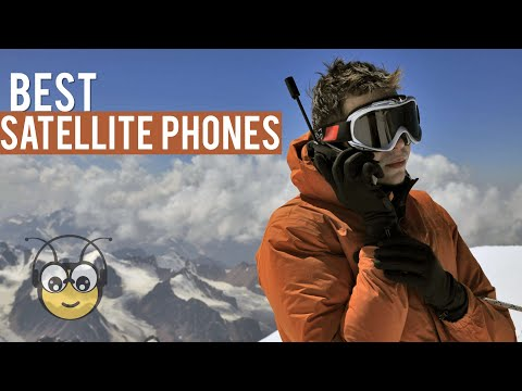 TOP 6: Best Satellite Phones for 2018  - Tech Bee 🐝