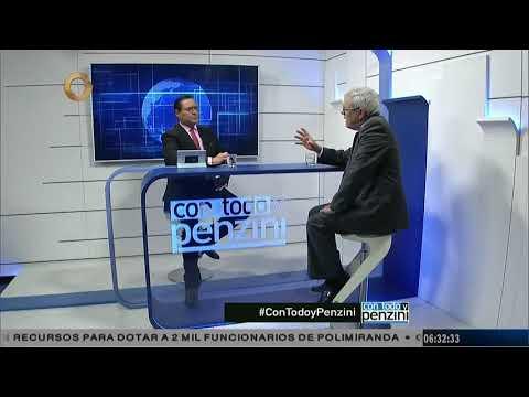 Larrazábal: La economía empezó a caer cuando el barril de petróleo estaba en 100 dólares (Parte 2/2)