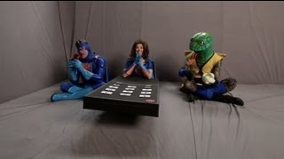 """Powered Up"" Battery Operated Toxic Toys (S4:E5)"