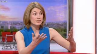 Video Jodie Whittaker on accents and her difficult role in Broadchurch download MP3, 3GP, MP4, WEBM, AVI, FLV Agustus 2017