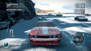 Need For Speed: The Run(2011): Challenge Series: Old Spice Challenge
