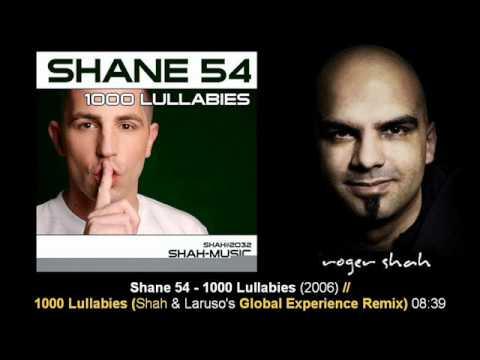 Shane 54 -- 1000 Lullabies (Global Experience Remix)