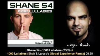 Shane 54 -- 1000 Lullabies (Global Experience Remix)