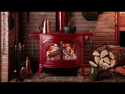 Encore FlexBurn Wood Burning Stoves by Vermont Castings