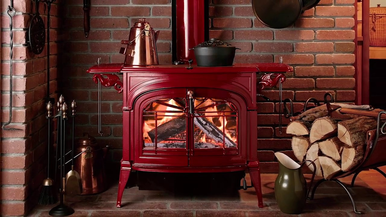 Encore Wood Burning Stoves By Vermont Castings